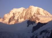 Le pilier Gervasutti comme épaulement au Mont Blanc, mais aussi comme superbe course!