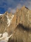 Des flèches et des aiguilles, bienvenue dans la Mont Blanc!
